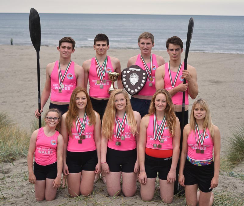 Welsh Junior Championships 2015